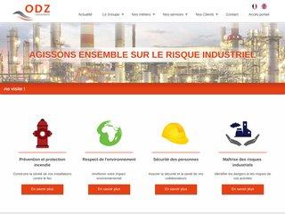 ODZ Consultants, un bureau d'étude pour prévenir et maîtriser les risques industriels