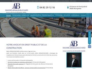 Votre avocat en droit de la construction à Montpellier