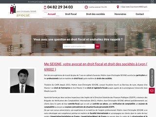 Votre avocat fiscaliste au barreau de Lyon