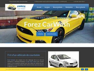 Forez Carwash - nettoyage automobile sur lieu de travail et domicile