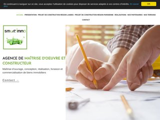 Agence d'architecture à Mimizan et Courbevoie