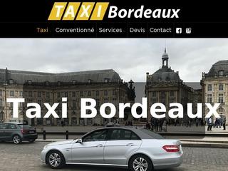Mon Taxi à Bordeaux