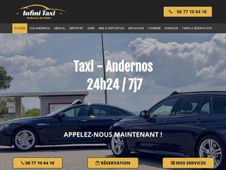 Taxi Andernos - Infini Taxi