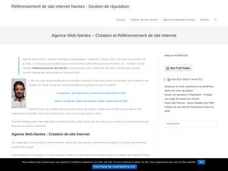 Agence Web à Nantes - Consultant SEO