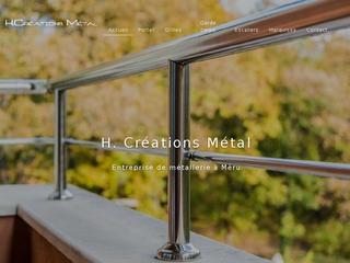 H. Créations Métal, votre spécialiste en métallerie à Neuilly-en-Thelle