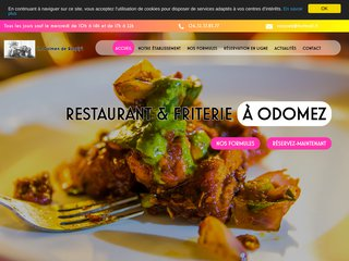 Le Dolmen de Ronyly's, Restaurant & Friterie à Odomez
