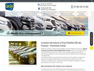 agence de location de voiture à Viry-Châtillon