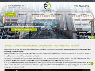 Avocat en droit fiscal à Schaerbeek