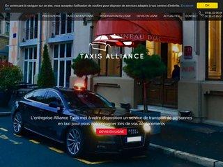 Alliance Taxis, Société de taxi à Montbéliard