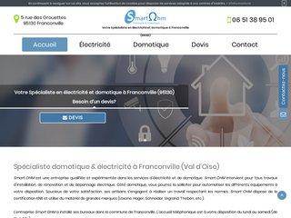 Votre électricien en domotique à Franconville