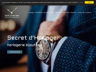 Secret d'Horloger, horloger à Feurs