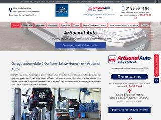 Votre garage automobile à Conflans-Sainte-Honorine