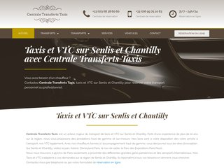 Chauffeurs privés pour des services transport agréable sur Senlis et Chantilly