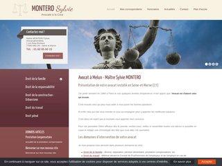 Avocat du divorce, Maître Sylvie MONTERO à Melun