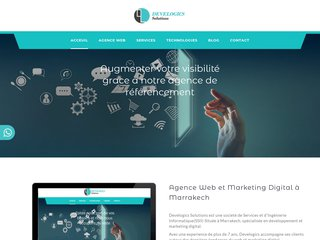 Agence web marrakech