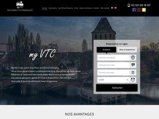 Trouver un chauffeur VTC à Strasbourg