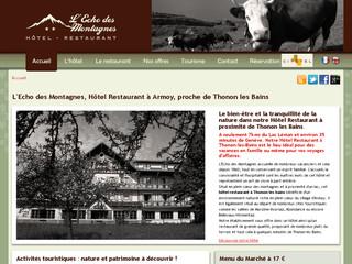 Hôtel restaurant à Thonon les Bains