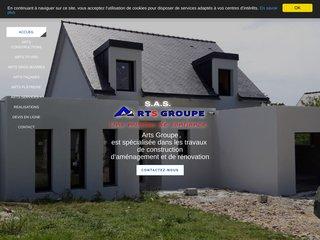 Travaux de construction et d'aménagement à Lorient