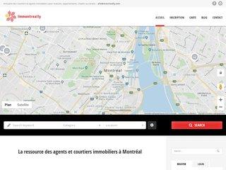 Courtiers immobiliers Montréal