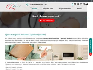 Agence de Diagnostic immobilier à Bas-Rhin