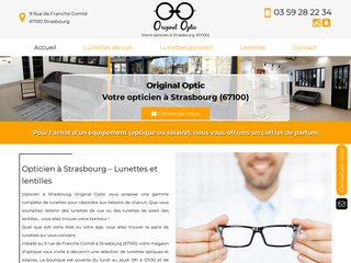 Original Optic - Opticien à Strasbourg