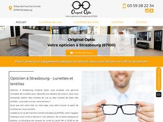 Original Optic - Opticien à Strasbourg