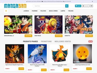 Figurines Collector et goodies Manga