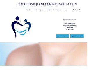 Dr Daniel Bouhnik Orthodontie