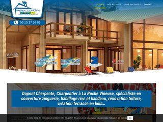 Charpentier à Cluny