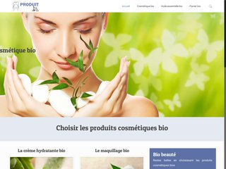 Tout savoir sur les produits bio
