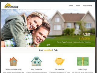 Informations sur les achats immobiliers
