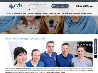 Votre clinique vétérinaire à Strasbourg