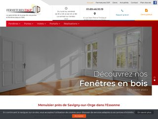 Fenêtre alu Essonne