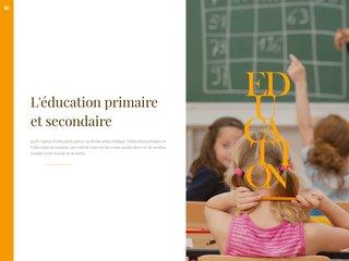 Informations sur le soutien scolaire