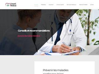Conseils et recommandations sur la santé