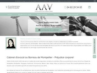 Votre cabinet d'avocat au Barreau de Montpellier