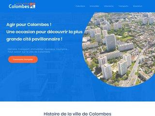 À la découverte de la ville de Colombes