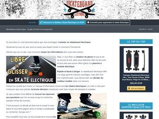 Guide d'achat comparatif des meilleurs skates électriques