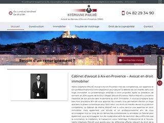 Avocat en  droit immobilier à Aix-en-Provence