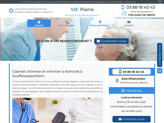 Votre cabinet d'infirmier à Souffelweyersheim