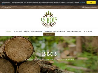 Entreprise d'exploitation forestière Vaux-et-Chantegrue