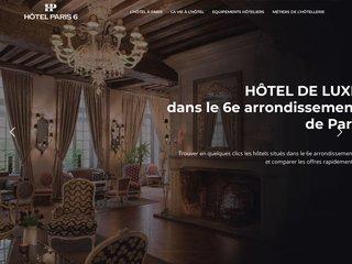 Hôtel Paris 06