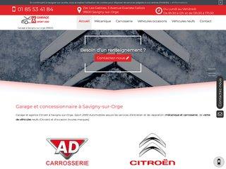 Garage réparation à Savigny-sur-Orge