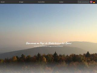 Pays de Niederbronn | Portail touristique des Vosges du Nord d'Alsace