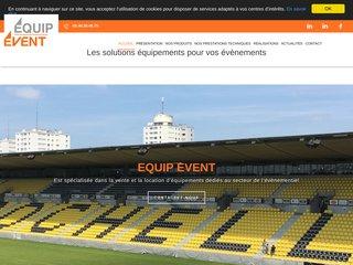 Vente location matériel événementiel Haute-Savoie