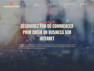 Business sur internet