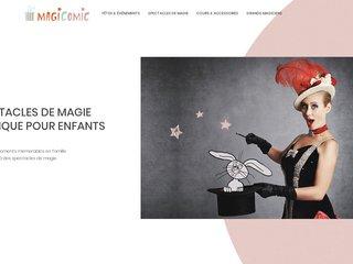 Informations sur la magie comique