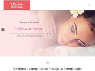 Chassez vos tensions grâce au massage énergétique
