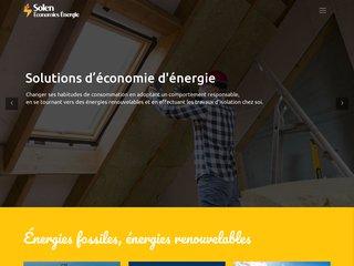 Des solutions pour réduire la consommation d'énergie