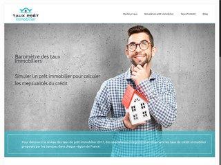 Taux Prêt Immobilier